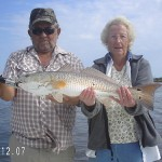 Redfish Fishing Daytona