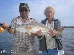 Redfish Fishing Daytona